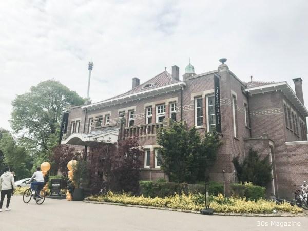 exterior of Harbour Club Rotterdam