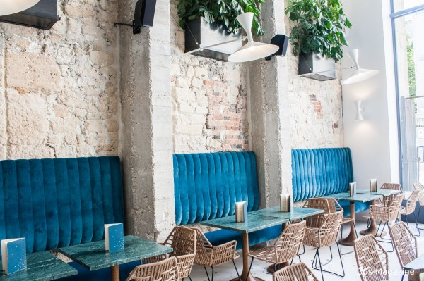 Paris hotspot Restaurant Daroco  Bar Danico  30s Magazine