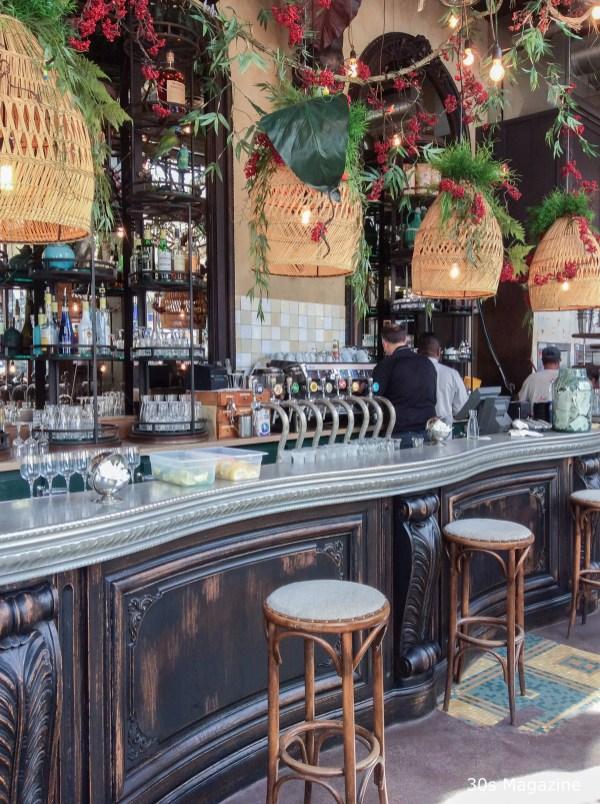 French Fall Wallpaper Paris Hotspot Brasserie Le Brebant 30s Magazine