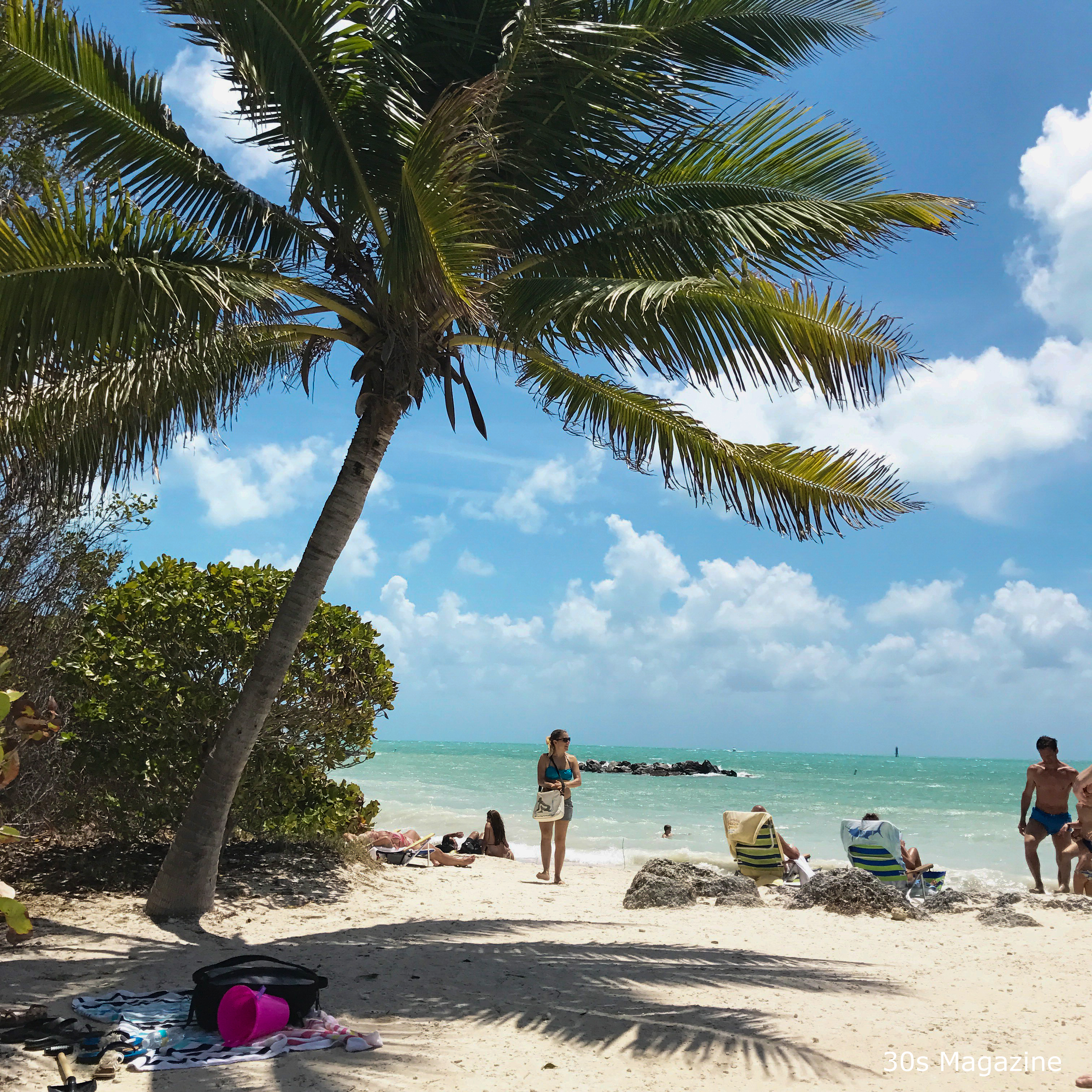 Top 3 Best Beaches in the lower Florida Keys  30s Magazine