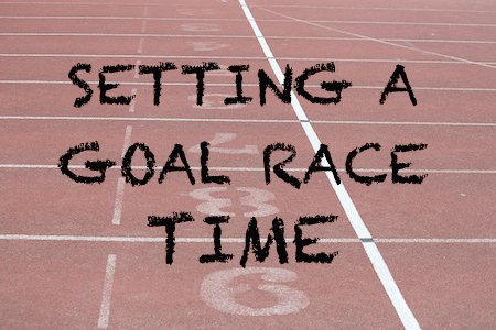 Setting a Goal Race Time