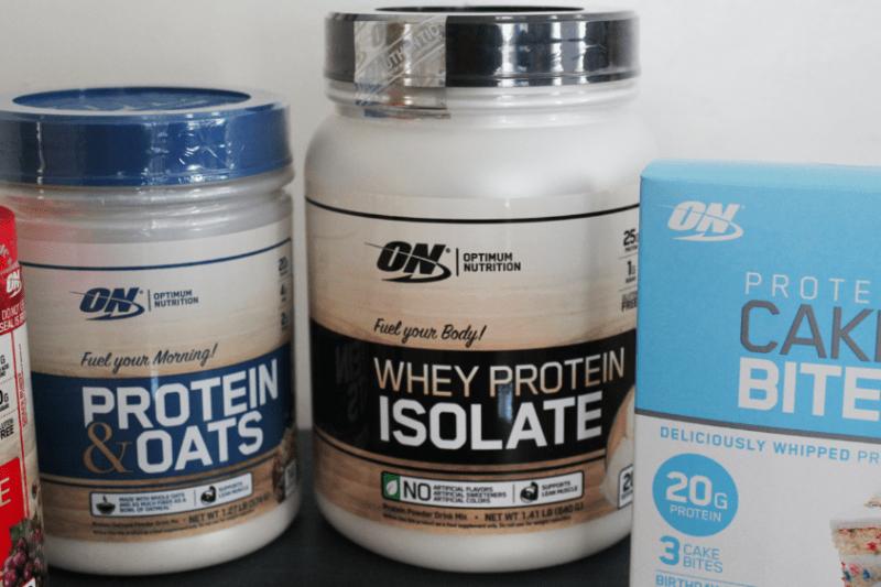 Optimum Nutrition Products Walmart