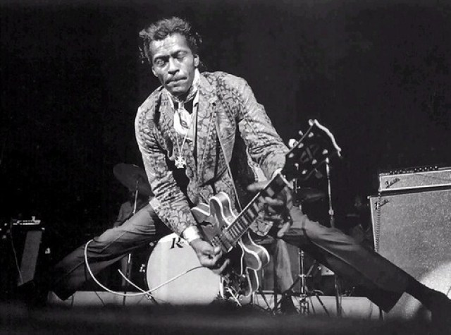 Chuck Berry cumpleaños
