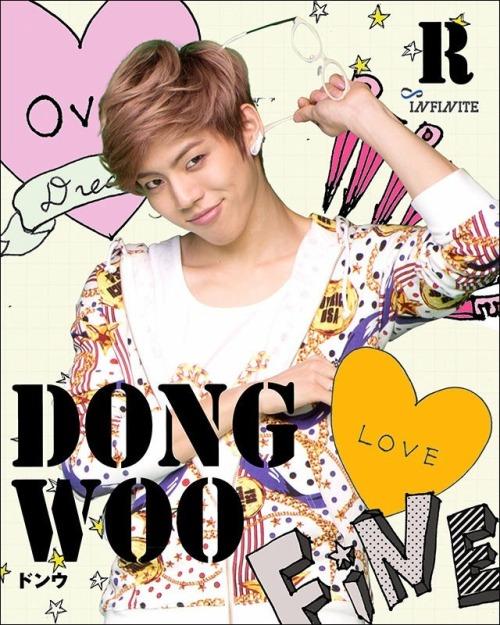 K-Stars Wonderland-Dongwoo P-18