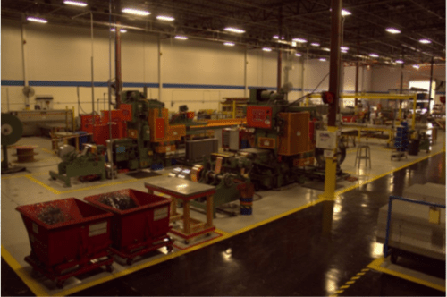 HPT manufacturing facility