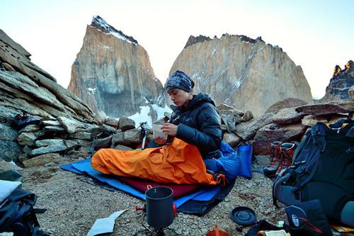 campamento oeste Torres del Paine