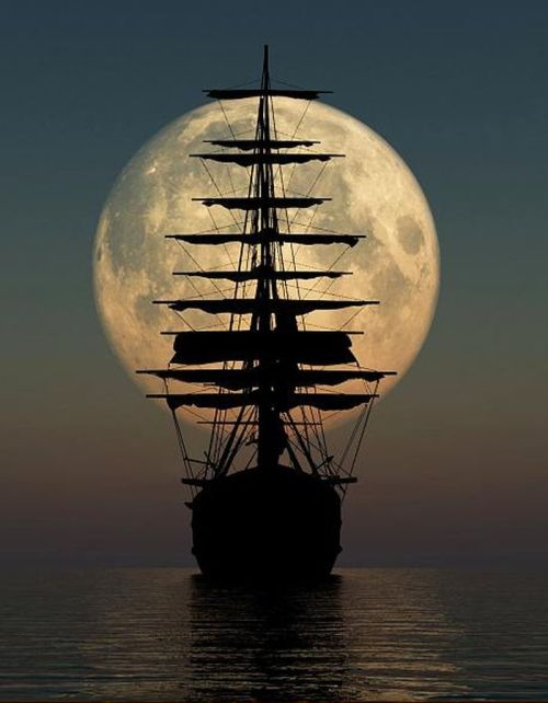 LET'S SAIL AWAY<br /> TO ANOTHER PLACE