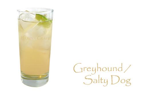 How To Mix Great Grapefruit Greyhounds And Salty