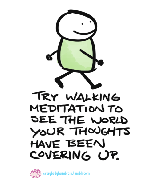 Image result for mindful walking