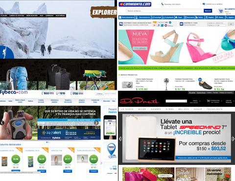 SEO para el comercio electrónico. Ejemplos: tiendas online en el Ecuador