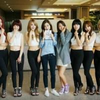 [PHOTO] 131019 AOA avec l'actrice Kang Sora