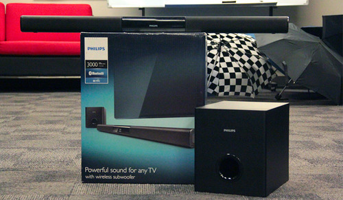 DAILY DRIVEN | Philips HTL3140B/F7 Soundbar Speaker | twenty8two