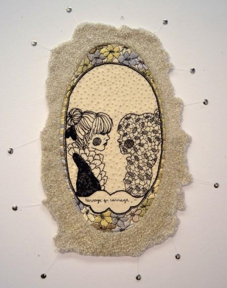 Carnage (2014) by Kathryn Eulella Shriver