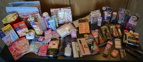Japanese Beauty Haul Make Up
