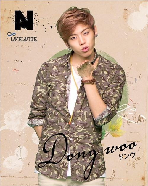 K-Stars Wonderland-Dongwoo P-4