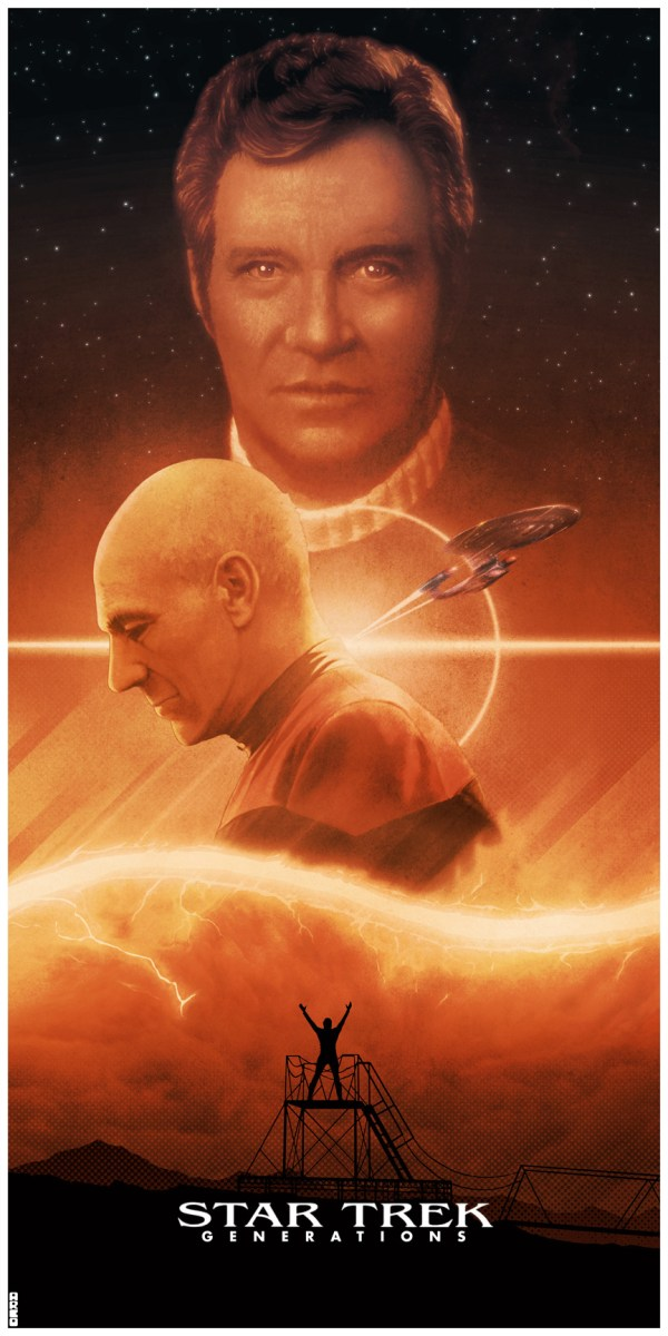 Star Trek Generations Movie