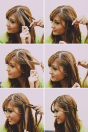 frillyskirts - 10 everyday hairstyles