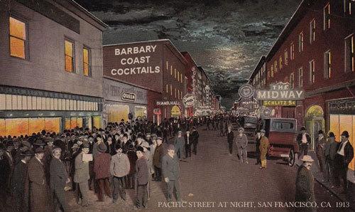 Red Light District San Francisco