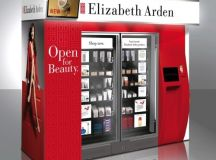 "Stylisted"" Beauty Vending Machines Give ""Beauty on the Go ..."
