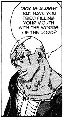 Image result for out of context jojo panels