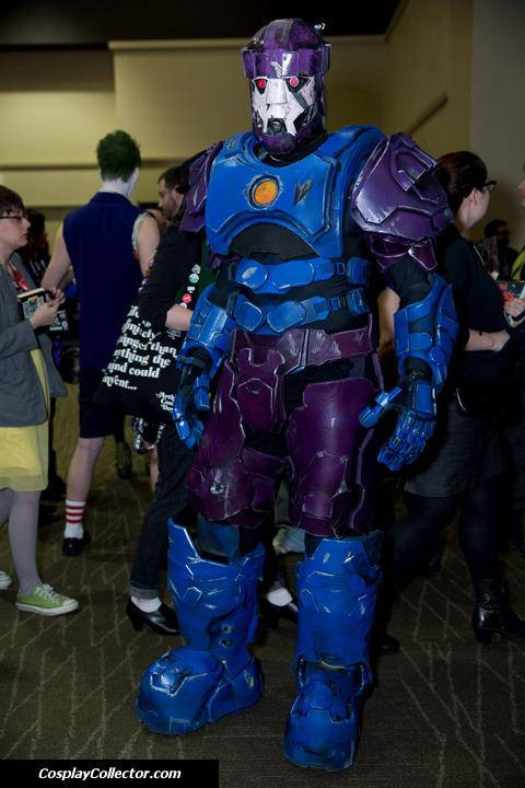 Sentinel - Emerald City Comicon 2013<br /><br /><br /> No muties allowed!