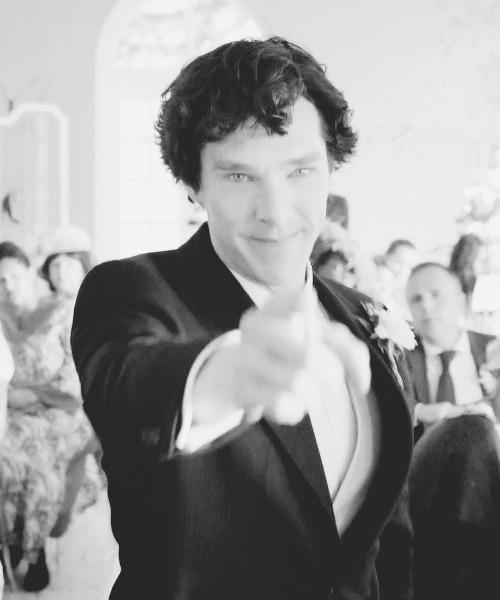 Sherlock The Sign of Three - It's always you John Watson image