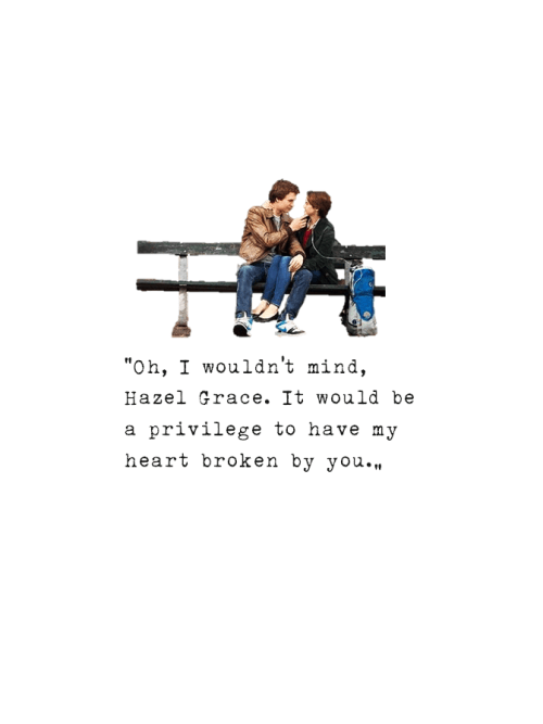 mine quote john green the fault in our stars tfios