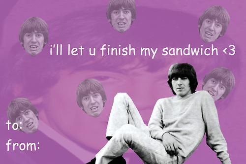 Funny The Beatles Pizza Paul McCartney John Lennon Ringo