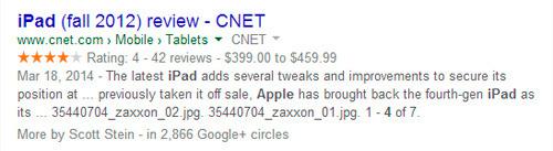 Google, Bing y Yandex no siempre muestran los rich snippets en los resultados de búsqueda