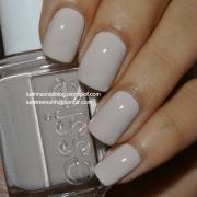 katrina's nail essie - haute