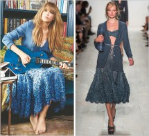 Taylor Swift Glamour Magazine March