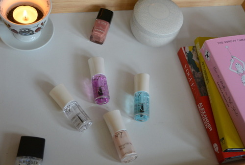 No7 Nail Care Range