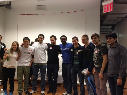 Mobile Payments Hackathon: A Huge Success!