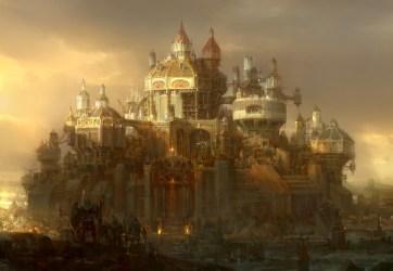 fantasy concept art medieval fantasy art Knights fantastical art cinemagorgeous •