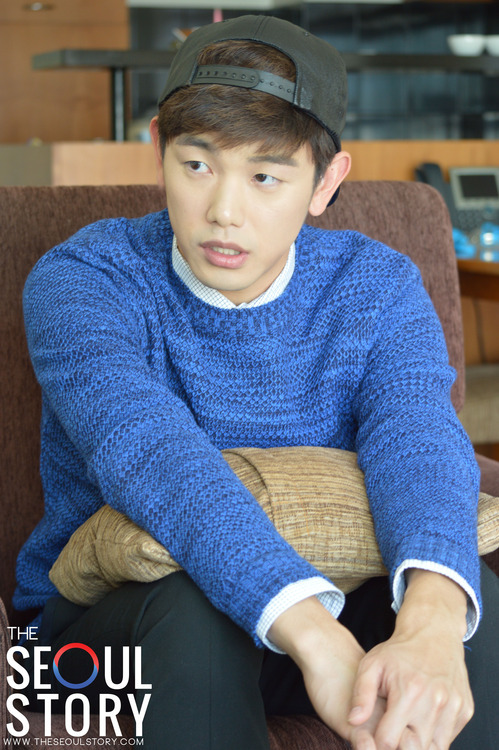 Eric Nam talks music with The Seoul Story – The Seoul Story