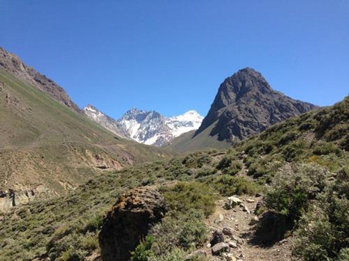 Nevado de los Piuquenes - Chile