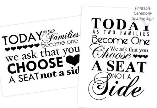 MERRY BRIDES — DIY: 10 Free Printable Wedding Projects