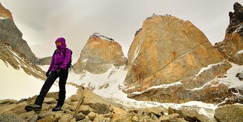 Valle del Silencio - Torres del Paine