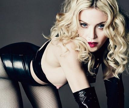So how about that.. the internet is filled with porn and perversion, but one exposed nipple on Madonna's nearly ancient body and everyone goes crazy..