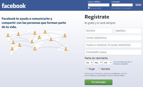 Tráfico de Facebook y su influencia en el psoicionamiento web