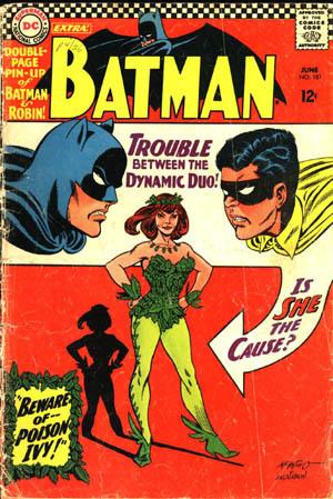 Spoiler Alert Gotham — Let's Talk Poison Ivy