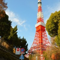 Tokyo 2014!  Tokyo Tower and New Year's Eve at Zojoji Temple