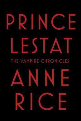 Book Cover Prince Lestat