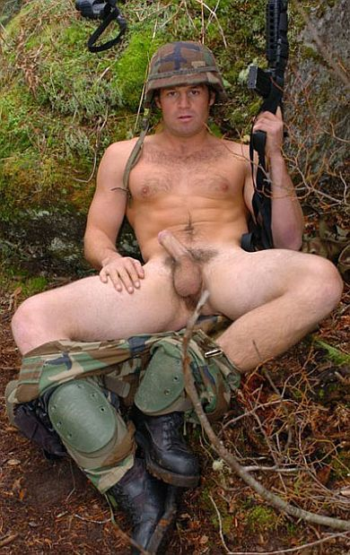 naked soldiers tumblr