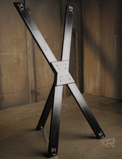 bdsm crucifixion