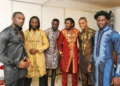 modiva:</p><br /><br /> <p>Nigerian guys</p><br /><br /> <p>* Nigerian Power Rangers