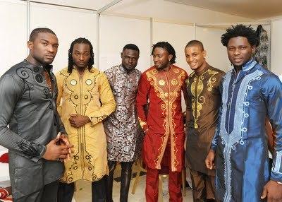 modiva:</p><br /><br /> <p>Nigerian guys</p><br /><br /> <p>*NigerianPower Rangers