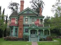 Vintage Home Maudelynn Hale House Los Angeles