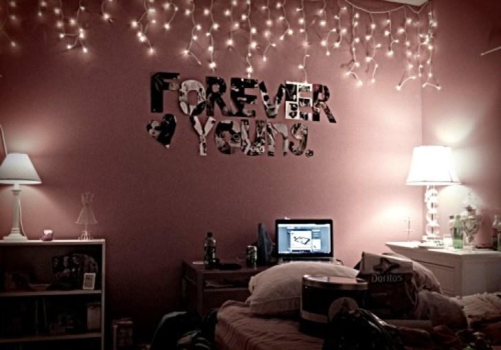 Tumblr Rooms Christmas Lights