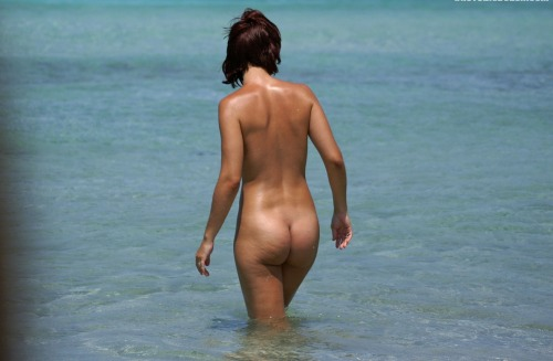 nude beach vacation tumblr